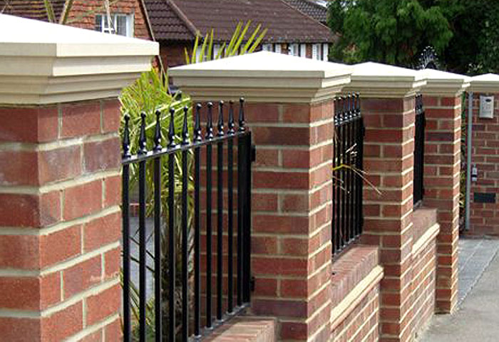 Brick wall building service London