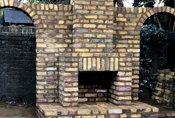 featured brickwork