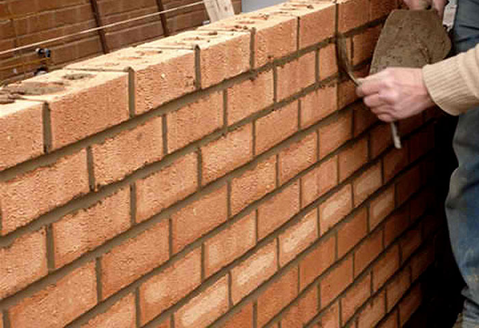Wall building services Buckinghamshire